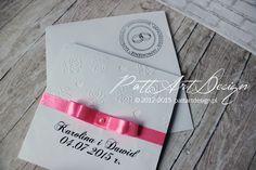 Zaproszenie na ślub #zaproszenie #slub #wesele #handmade #rekodzielo