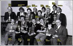 1982. Winnaars van de Duivenbond.