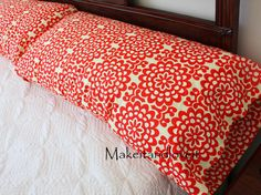 How to sew custom bed pillow cases