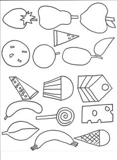 The very hungry caterpillar sequencing the very hungry please note all these templates are available on my website in much easier more information more information the very hungry caterpillar maxwellsz