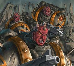 #Chaos_Space_Marine#Chaos #Black_Legion_Undivided