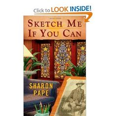Sketch Me If You Can (A Portrait of Crime Mystery). New cozy series that's caught my eye (this is the first of 3 books).