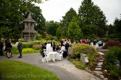 Potential ceremony location?  Children's Garden at Elm Bank Horticultural Society