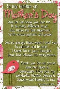 cute-mothers-day-sayings-for-mom-from-daughter-2017
