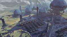 The Honorable Ones Trivia Gallery   The construction sphere is also of the same design as the Imperial complex that dominates Lothal's capital city, further underscoring that world's transformation into a factory for the Imperial war machine.