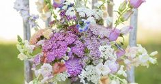 Fleurs | favorite flowers picked for me, by me!! | Pinterest | Summer Flowers, Queen Annes Lace and Nigella