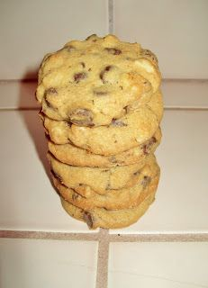 The Righteous Kitchen: Hungry Bear Chocolate Chip Cookies. No need to look for another chocolate chip cookie recipe. This is it! The best yet. Really! They taste fresh for days. :?)