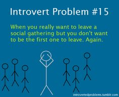 Introvert Problems #15