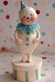snowman seen at Karin Aguirre's site