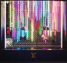 IFA Soline LV Paris 1 I DREAMED A DREAM: Window Designer Soline D'Aboville Talks About the Magic of Visual Merchandising