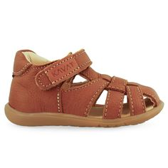 Sandale Kavat piele - Rullsand Light Brown - HipHip.ro Brown, Kids, Shoes, Fashion, Sandals, Young Children, Moda, Boys, Zapatos