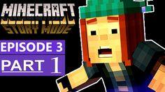 Minecraft Story Mode Episode 3 Gameplay Walkthrough Part 1