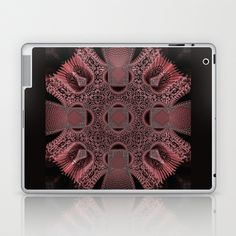 CenterViewSeries235 Laptop & iPad Skin by fracts - fractal art - $25.00