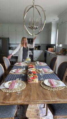 Dining Etiquette, Fall Table Settings, Table Set Up, Decoration Table, Food Table Decorations, Table Centerpieces, Dining Room Table, Dining Rooms, Deco Table
