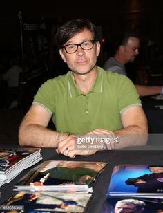 Connor Trinneer attends the 13th annual Star Trek convention at the Rio Hotel & Casino on August 1, 2014 in Las Vegas, Nevada.