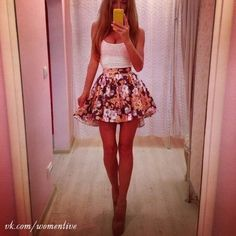 Very cute for summer and spring.