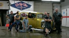Rods N Wheels cast on Discovery Channel