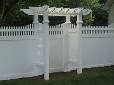 how to make pergola for gate - Google Search