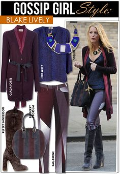 Blake Lively Style, Fashion & Looks