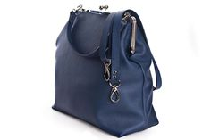 Natural leather bag by Najaga Studio http://bajagastudio.com/shop/