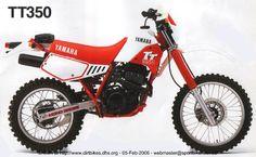 yamaha TT350 | Tony Blazier | Flickr
