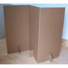 Casitas de Cartón Paperpod El Biombo en Reciclado