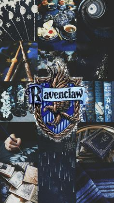Ravenclaw aesthetic Harry Potter Tumblr, Harry Potter Fandom, Harry Potter World, Ravenclaw, Desenhos Harry Potter, Harry Potter Wallpaper, Hogwarts Houses, Aesthetic Collage, Animes Wallpapers