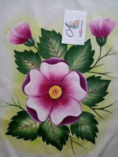 Fearsome Interior Painting To Get Ideas Fabric Painting On Clothes, Fall Drawings, Fabric Paint Designs, Tole Painting, Interior Painting, Flower Tattoo Designs, Arte Floral, Easy Paintings, Flower Cards