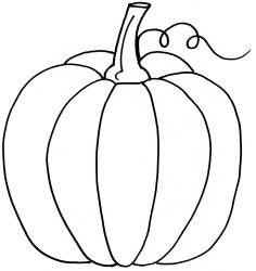 "Thanksgiving Pumpkin 7"" Tea Towel"
