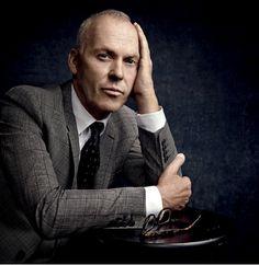 Michael Keaton Artist Point, Michael Keaton, Hollywood, Work Looks, Celebs, Celebrities, Actors, Portrait, Photography