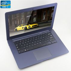 Intel Core i7 CPU 14inch 4GB+240GB+750GB Ultimated Bundle Windows 7/10 System 1920X1080P FHD Ultra Laptop Notebook Computer