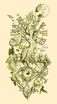 A Glimpse in Time by Norman Duenas