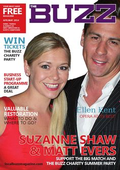 The Award Winning Buzz Magazine is a glossy lifestyle magazine that aims to bring everyone together in support of the West Berkshire and North Hampshire communities. Distributed to homes and businesses, you can also pick up The Buzz from various poin. Free Magazines, Win Tickets, Business Magazine, Starting A Business, Hampshire, Bring It On, Homes, Lifestyle, Reading