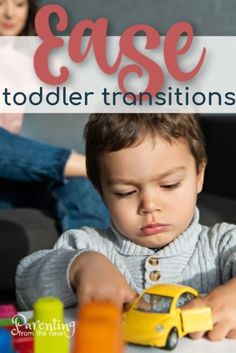 Crying, tantrums and overall willfulness. Toddler transitions are hard. Inside find six powerful strategies to improve cooperation and decrease crying. Parenting Toddlers, Parenting Books, Gentle Parenting, Parenting Advice, Peaceful Parenting, Toddler Preschool, Toddler Activities, Toddler Chores, Family Activities