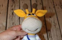 This free amigurumi pattern will help you to create a crochet toy with cute amigurumi details. Crochet Toys Patterns, Stuffed Toys Patterns, Knitting Patterns, Half Double Crochet, Single Crochet, Crochet Hooks, Crochet Baby, Amigurumi Doll, Amigurumi Minta