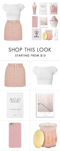 """""""gasoline - halsey"""" by chanelnseven ❤ liked on Polyvore featuring Topshop, Helmut Lang, Disney, Polaroid, Creed, NARS Cosmetics, white, Pink, tumblr and croptop"""