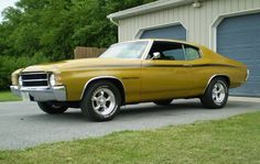 1971 Heavy Chevy Chevelle