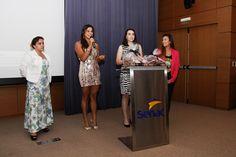 Cerimonia de Encerramento do Programa de Mentoria para Mulheres Empreendedoras  no Centro Universitário SENAC, 2 de dezembro de 2013.  Closing Ceremony for Mentorship for Women Entrepreneurs Program at SENAC University Center.