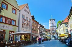 Wangen im Allgau - Germany. My Oma and Opa's hometown.