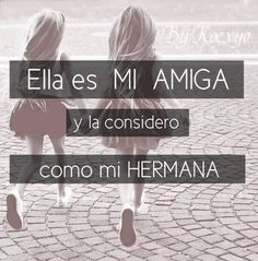 3 mejores amigas por siempre tumblr - Buscar con Google Friend Friendship, Friendship Quotes, Best Friend Goals, My Best Friend, Uplifting Christian Quotes, Cute Spanish Quotes, Sisters Forever, Real Life Quotes, Best Friends Forever