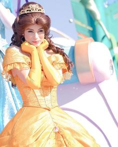 Disney Character Cosplay Belle More - Disney Belle, Disney Girls, Disney Love, Disney Cast, Disney Magic, Disney Pixar, Belle Cosplay, Disney Cosplay, Belle Costume