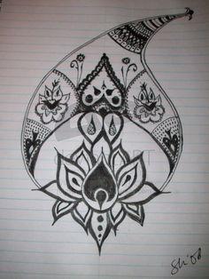 Lotus Flower Tattoo Designs - Bing Images