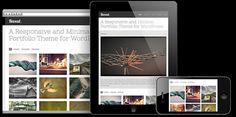 15 wordpress themes to help you create an amazing portofolio