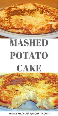 Try your mashed potatoes a different way. Try this Mashed Potato Cake recipe! potato al horno asadas fritas recetas diet diet plan diet recipes recipes Mashed Potato Cakes, Instant Mashed Potatoes, Mashed Potato Recipes, Leftover Mashed Potatoes, Potato Side Dishes, Side Dishes Easy, Vegetable Dishes, Potato Diet, Vegetable Recipes