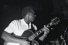 Fenton Robinson at the Wise Fools Pub, Chicago, 1982