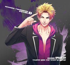 Initial D - Keisuke