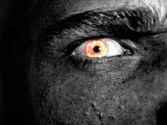 #Formy #Orange #Eye #Anger #Creepy