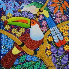 Aves Tropicais-Militão Dos Santos                              …