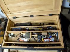 What good are hand tools if you don't know how to store them? Learn the 9 basic principles for any hand tool storage system. -Dan