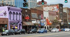 Broadway is crawling with interesting things to see and do. Step into any honky tonk for some incredible music. Home to Acme Feed and Seed, Tootsie's, and Robert's Western World, to name a few, and you'll find a good time. Tag: #thenashvilleguide